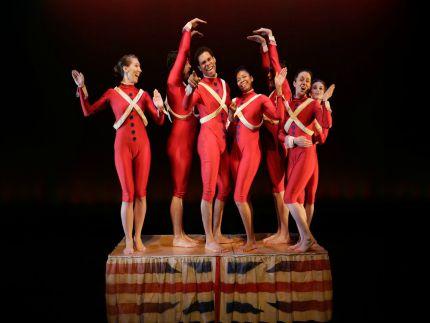 American Revolution at Lincoln Center