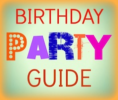 Birthday Party Guide for Connecticut Kids