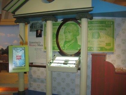 Hamilton Dimenna Children's History Museum