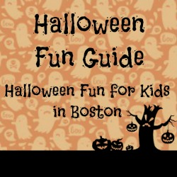 Boston Halloween Guide for Kids and Families