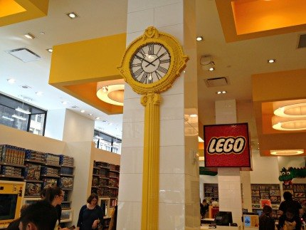 The Lego Store