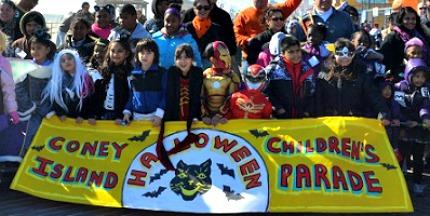 Coney Island Halloween Parade