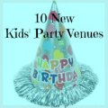 10 Cool New Party Places for NYC Kids