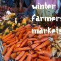 Winter Farmers' Markets In and Around Boston