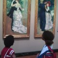 A Day at the MFA with Kids