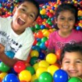 Are There Ball Pits in NYC? You Bet! And A Few Are Even Clean