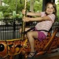 NYC Carousels: Get Merry and Go Around