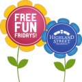 Highland Street Foundation's Free Fun Fridays:  Top 5 Picks for Boston Families