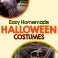 Homemade Children's Halloween Costume Ideas