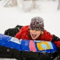 Top Spots for Sledding and Tubing with Preschoolers in Greater Boston