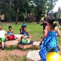 Governors Island for Kids: New Water Features, Free Mini Golf & Family Highlights