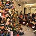 Christmas Tree and Menorah Lightings in 2015