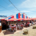 Outdoor Dining for LI Families in the Hamptons & North Fork