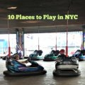 Family Playtime in NYC: 10 Places Kids & Parents Can Play Together