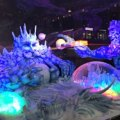NYC Holiday Windows Walk 2014: Seeing Department Store Christmas Displays with Kids