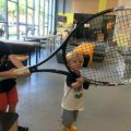 Indoor Tennis for NYC Kids: 10 Programs with Youth Lessons & Family Play