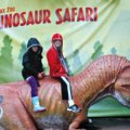 Dinosaur Safari at the Bronx Zoo: Meet Prehistoric Creatures That Move and Roar
