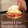 WeeWork Recipe: Valentine's Day Breakfast Parfaits