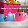 Make Fun Learning Games with Leftover Easter Eggs