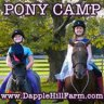 GIVEAWAY: One Free Week of Pony Camp at Dapple Hill Farm