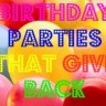 Kids' Parties with a Purpose: Host a Volunteering Birthday Bash That Gives to Those in Need