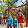 Kennywood Amusement Park: Thrill Rides, Water Fun & KidsFest This Summer