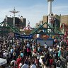 News: Free Luna Park Rides, Girl Scouts Ranger Program, Comic Con Tix