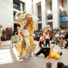 Weekend Fun for Boston Kids: Chinese New Year, Puppet Shows & More, Feb 28 - Mar 1