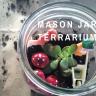 Make: Fairy and Gnome Mason Jar Terrariums