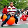 Weekend Fun for NYC Kids: Street Games, Free Spring Festivals & Story Pirates April 25-26