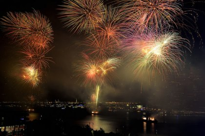 Where To See Macy's 4th of July Fireworks in New York City 2015