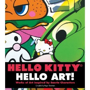 Hello Kitty, Hello Art! Art Exhibition & Book Launch