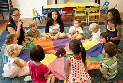 NYC Kids' Classes: Free Demo and Trial Classes for Fall 2015