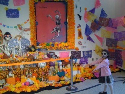 Celebrate Day of the Dead with NYC Kids
