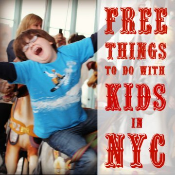Free in NYC Kids Guide
