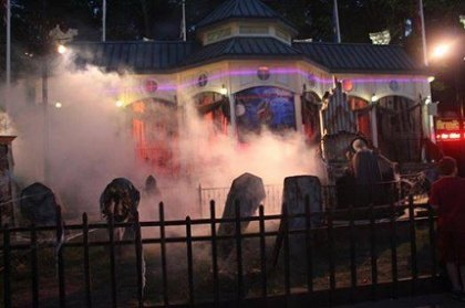 Haunted Houses in New Jersey, Harmless to Horror-Filled