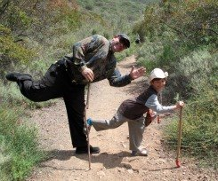 Hikes for LA Kids: Best Hiking Trails for Families in LA & OC