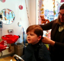 Kids Cuts: Haircutting Salons for Boys & Girls in Brooklyn