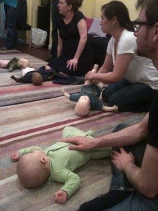 Baby CPR Classes in NYC