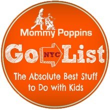 Best Things To Do with NYC Kids: August GoList