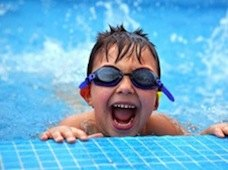 Child and Parent Indoor Swimming Classes in Fairfield County