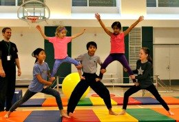 Circus Arts Classes for NYC Kids: Learn Acrobatics, Juggling & Other Cool Skills
