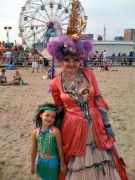 Coney Island After Sandy: Help Save the Mermaid Parade and Find Out What's Open for Summer 2013