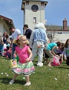 Easter Egg Hunts for Kids Around Boston