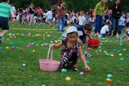 Easter Egg Hunts for Long Island Kids & Families 2015