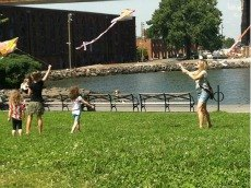Free Kite Flying Festivals for NYC Kids
