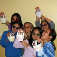 Great Birthday Parties for Crafty NJ Kids