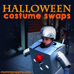 Halloween Costume Swaps for Kids: Where to Find Free, New-to-you Costumes