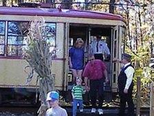 Halloween Train Ride Adventures in CT