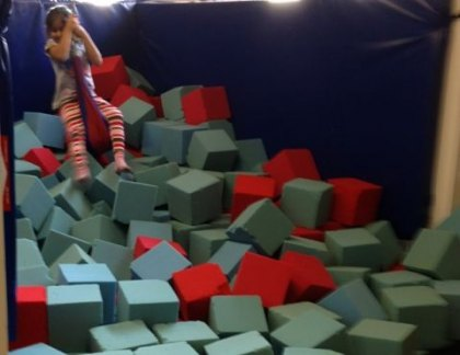 Indoor play spaces six places to burn off energy for for Indoor fun for kids near me